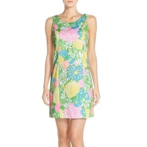 Lilly Pulitzer Cathy Shift Hibiscus print